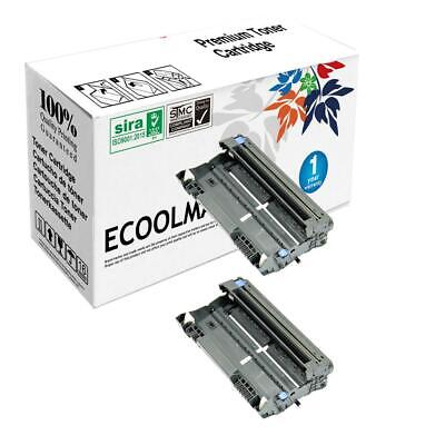 2PK DR-520 Compatible Drum Unit For Brother DCP-8060 8065 HL-5240 5250 5270DN
