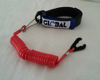 Jetski Competition Motor Safety Lanyard Key Wrist /Ankle Strap Band PWC Complete