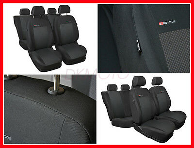 NISSAN QASHQAI II  2013 - on  Fully tailored seat covers  full set (P3)