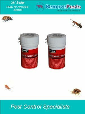 2 x Fleas Flea Bed Bugs Bed Bug Killer bombs Cluster Flies Insects smoke PSIK