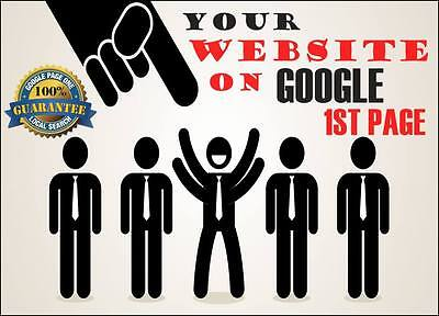 Most Effective SEO Campaign Get Your Website Rank on First Page Google 1st Page