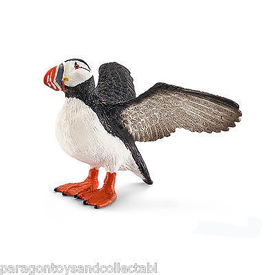 Schleich Europe Wild Life - PUFFIN 14721 - New with Tag