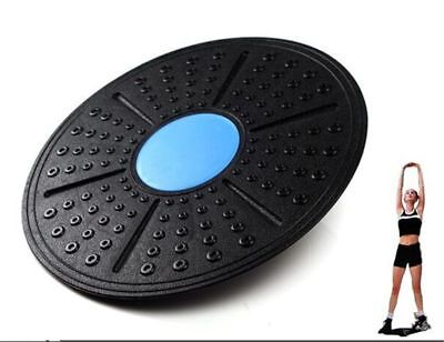 Balance Board For Fitness Therapy Workout Gym Rehab Muscle Definition Equipment