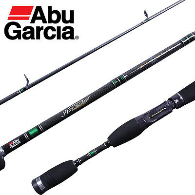 "Abu Garcia Hornet Stinger Spinning Rod Bass 6'6""  4 Section Travel Rod"