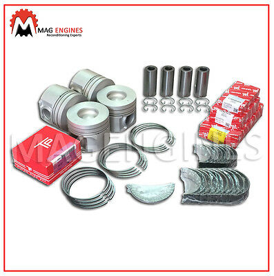 Pistons, Rings & Bearing Set Nissan Zd30-T For Y61 Nissan Patrol & Elgrand 98-03