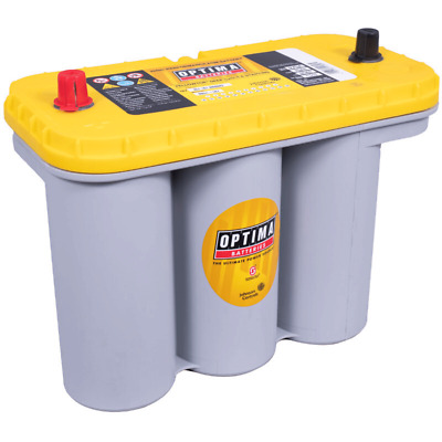Optima YellowTop YT S 5,5 75Ah Versorgungsbatterie AGM Antriebsbatterie