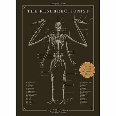 The Resurrectionist Hudspeth Historical fiction Quirk Books HB 9781594746161