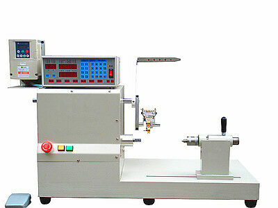 computer fully automatic coils winder winding machine with large baseboard UK1