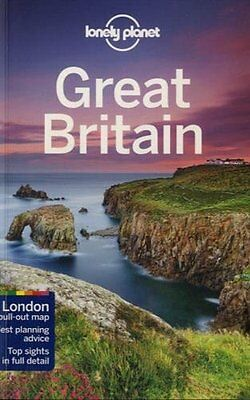 Lonely Planet Great Britain (Travel Guide) New Paperback Book