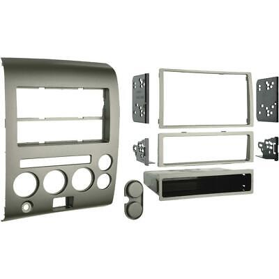 Metra 99-7606 Single/Double DIN Stereo Dash Kit for Select 2006-2007 Nissan