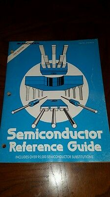Radio Shack Archer Semiconducter Reference Guide 1991