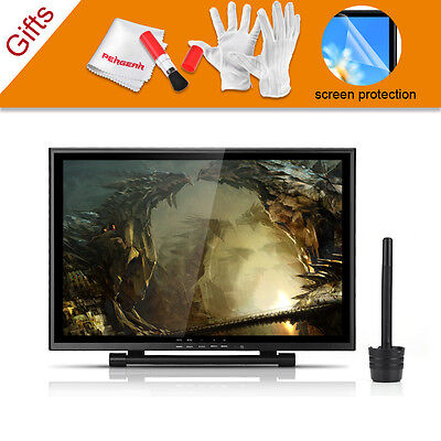 """Ugee UG-1910B 19"""" USB Graphics Tablet Drawing Pen Monitor+ Pergear clean Kit"""