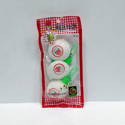 Naphthalene Moth Balls in NET 3p Snow guards,insects,moths,Toilets,Books,Cloth