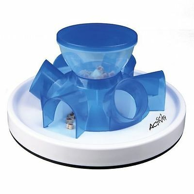 Cat Tunnel Feeder Interactive Food Dispenser