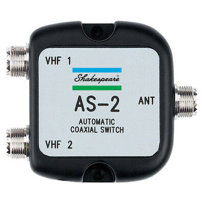 Shakespeare AS-2 Coaxial Switch