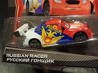 SUPER CHASE* PC SAVE 6/% GMC DISNEY PIXAR CARS FROSTY