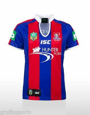 Newcastle Knights Ladies Home Jersey Sizes 8 - 14 Womens NRL ISC SALE 4