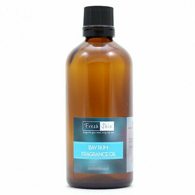 Bay Rum Fragrance Oil - Cosmetic grade can be used in soaps, candles etc