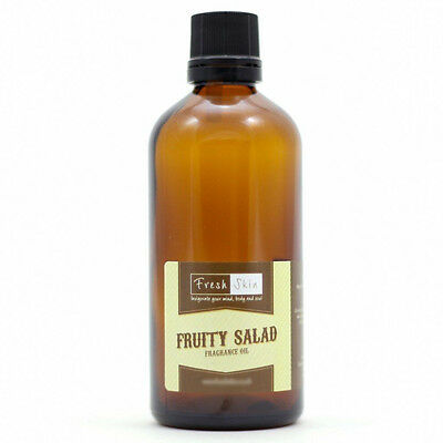 Fruity Salad Fragrance Oil - Cosmetic grade can be used in soaps, candles etc