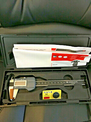 Facom 1300e Digital Caliper Vernier Gauge & Storage Case