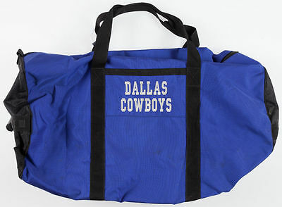 2009 Marion Barber Used Dallas Cowboys Equipment Bag!!
