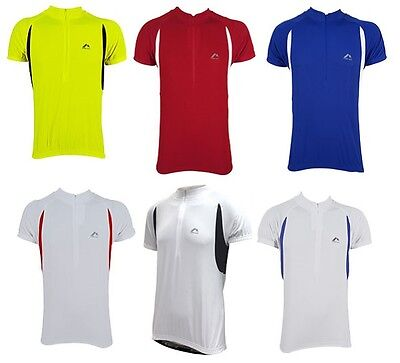 More Mile Mens Cycling Jersey Bike Cycle Top T-Shirt Running CLEARANCE PRICES!