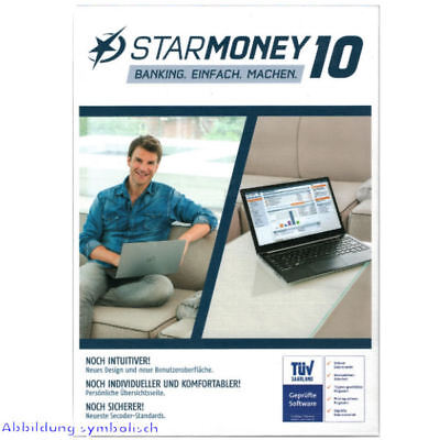 StarMoney 10.0 Vollversion / Deutsch / KEY