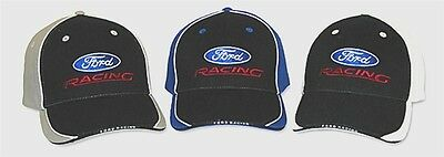 Ford Racing - Ford Blue Oval Baseball Cap - Hats