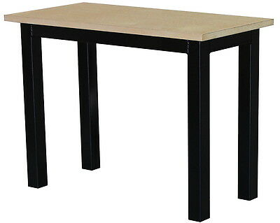Steel work bench table 1200 x 600mm, direct from our Melbourne factory