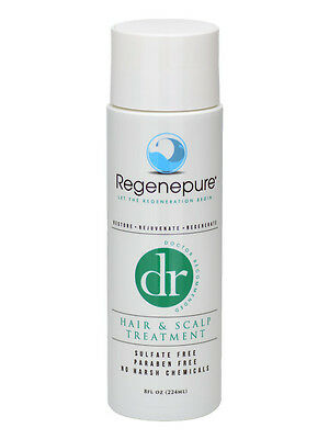 Regenepure DR - Hair Loss Shampoo / Hair Growth Products - Aust Distributor