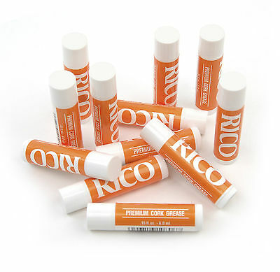 Rico Cork Grease - Lipstick Style For Woodwind Instruments  - Per tube