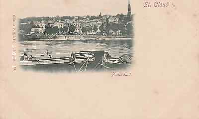 Cpa: Carte Precurseur/ St Cloud/ Panorama//././ Dpt 92