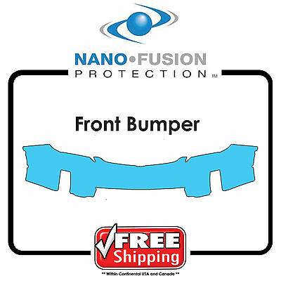 Cut for VW - Avery Nano Fusion Paint Protection Film - Front Bumper Only kit