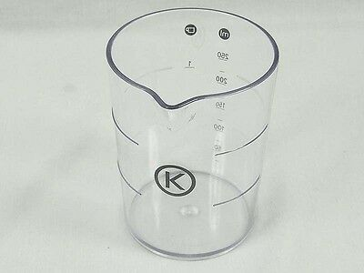 Kenwood Bicchiere Misurino Dosatore Robot Cooking Food Processor Kcook Ccch200