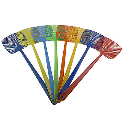 Plastic Fly Swatter Bug Mosquito Insect Wasp Killer Catcher Swat Assorted Color