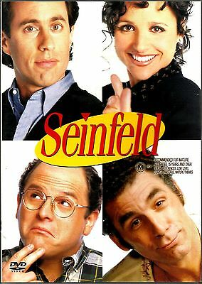 Seinfeld Mixed Used DVD Bundle: 4 Sets. 42 Episodes on 8 Discs. VGC! R4
