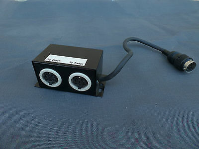 Roadstar Rs_10/mofi System Auto Switching Connector Unit