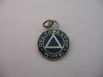Very Rare DELTABESTON DELTA-BESTON WIRE GE General Electric Charm Award