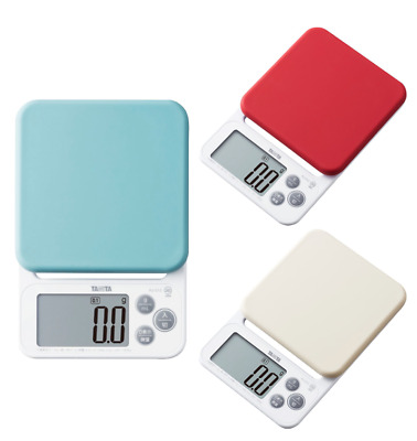 TANITA Digital Cooking Scale High accuracy of 0.1g unit - 2000g From Japan