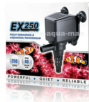 Aquarium Powerhead Water Pump Submersible 250 GPH 900L