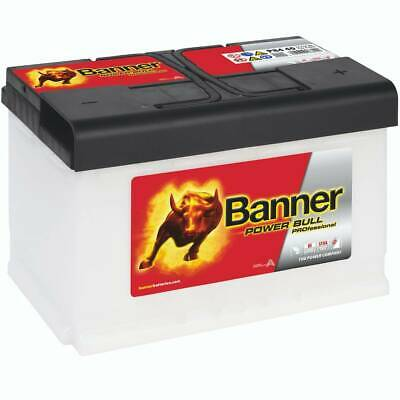 Banner Power Bull PROfessional P8440 84Ah Autobatterie