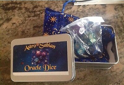 Astro Dice - Sabian Oracle Game