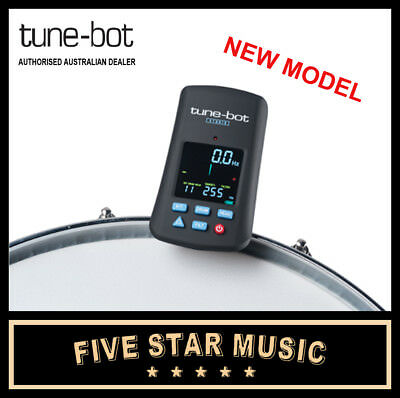 Tune Bot Overtone Labs Precision Electronic Drum Tuner  - New Tunebot Tune-Bot
