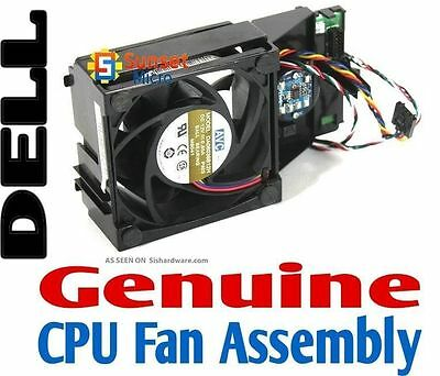 Dell M8041 Optiplex Gx620 Etc Fan And Speaker Assembly