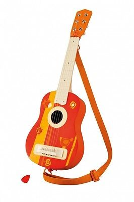 Sevi Acoustic Guitar With Strap. Free Delivery