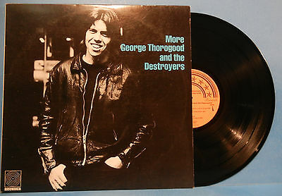 More George Thorogood And The Destroyers Lp 1980 Orig Great Cond! Vg++/vg++!!