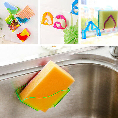 3 Styles Shelf Super Suction Creative Sucker Hooks for sponge