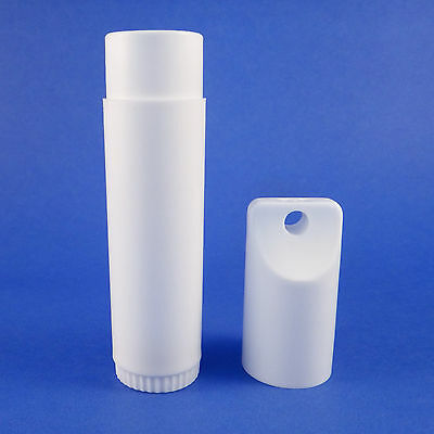 120pack Jumbo Lip Care Balm Container Cosmetic Tube Makeup Case w Key Holder Lid