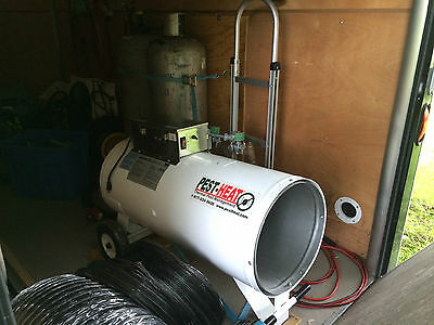 Complete PEST-HEAT Package including Trailer and Accessories