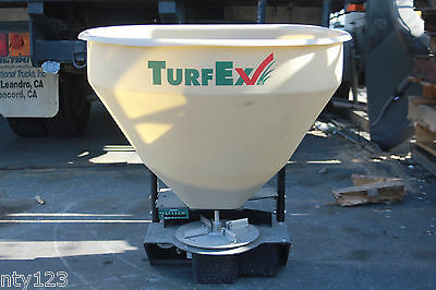 Turfex Model Ts700E, 7.0 Cu.ft Manual Gate Spreader